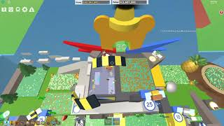 Roblox Bee Swarm Simulator Test! New Spark Staff Vs. Old Porcelain Dipper