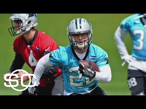 Christian McCaffrey Could Be Among Top RBs In Fantasy Football   SportsCenter   ESPN