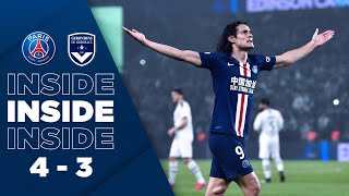 INSIDE - PARIS SAINT-GERMAIN vs GIRONDINS DE BORDEAUX