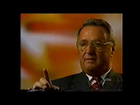 Bobby Bowden talking about kickers going into 1997 season