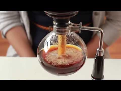 Brew Guide: Syphon