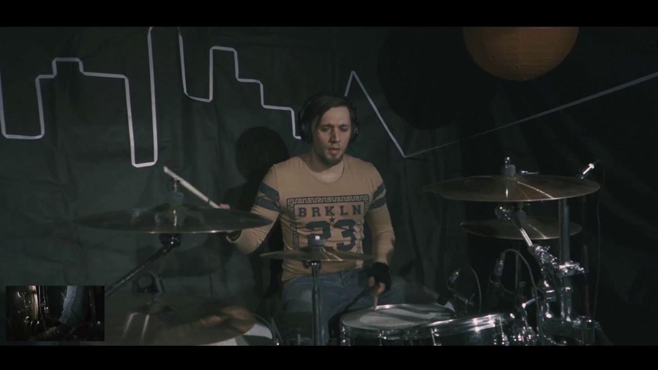 Дмитрий Запорожан Drum cover( Madilyn Bailey-Chandelier(Sia cover ...