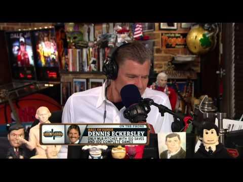 Dennis Eckersley on the Dan Patrick Show (Full Interview) 7/15/14