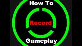 How to record gameplay with Razer Cortex