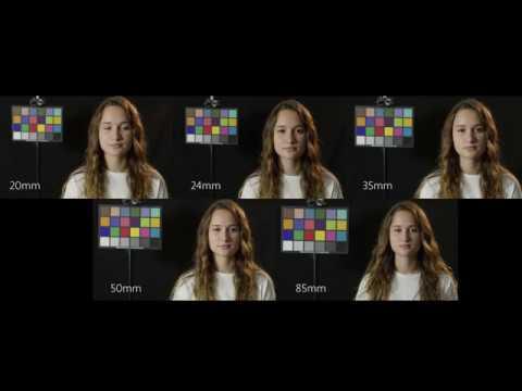 Test Sigma Cine Lens Prime  Frame