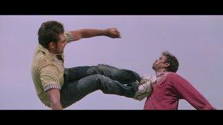 Chiranjeevi Sarja Action Scene | Bullet Prakash | Chiru Kannada Movie