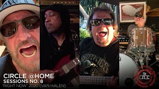 "Download Mp3 Sammy Hagar & The Circle - ""right Now""  2020  Van Halen  Circle @h"