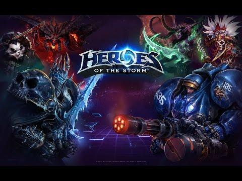 видео: Обзор игры для новичков heroes of the storm