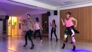 No Me Acuerdo - Thalia Y Natti Natasha - Coreo Dance  Femme
