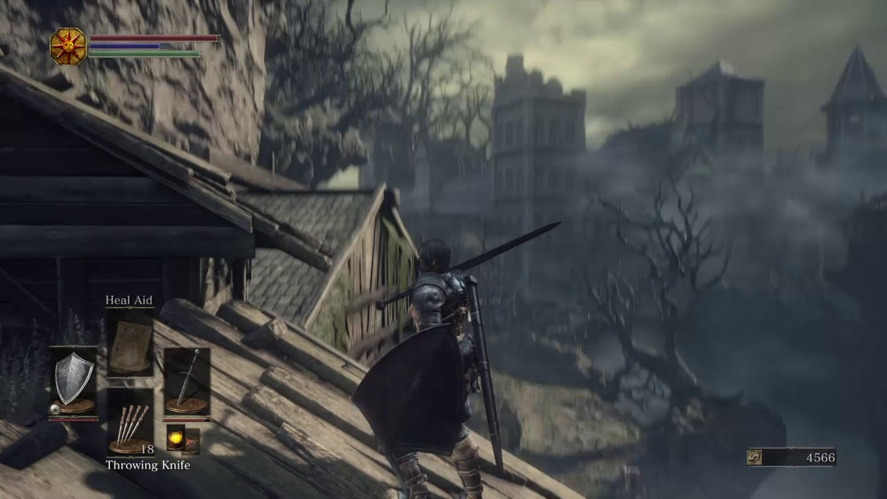 DARK SOULS™ III: Running the Asylum..Bible Thumpers, and Bolts from Above