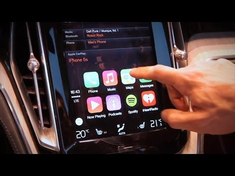CNET On Cars - Top 5: Benefits of Apple CarPlay and Google Android