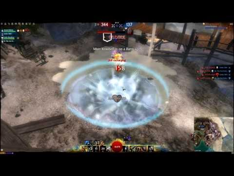 Guild Wars 2 Engineer PvP (Yishi) - sPvP Outnumbered 1