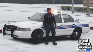 GTAV-LSPDFR Day-340 Detroit Police, Trouble at the High School, Road to 10K!