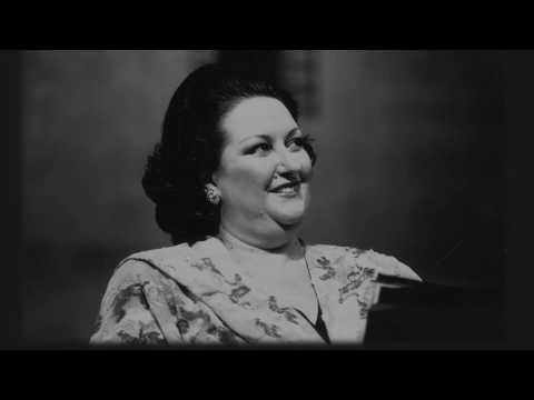 Montserrat Caballé: Casta Diva... Ah bello a me ritorna - Norma (1971) | Teatro Real 200 años 18/19