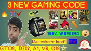 Q18 smartwatch hack video