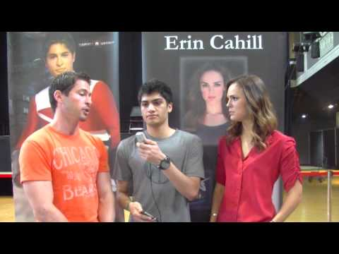 AGR Special: RangerVibe with Erin Cahill and Jason Faunt