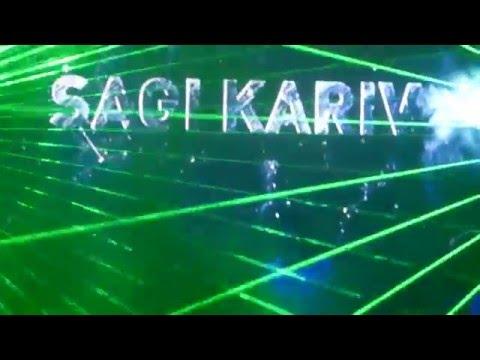 Sagi Kariv @ Forever Radioactive, Redlight Paris, Oct 17 2015