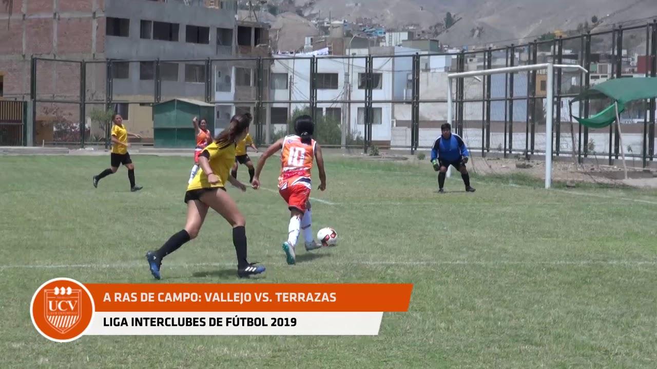 A Ras De Campo Ucv Vs Terrazas 1ra Fecha Liga Interclubes De