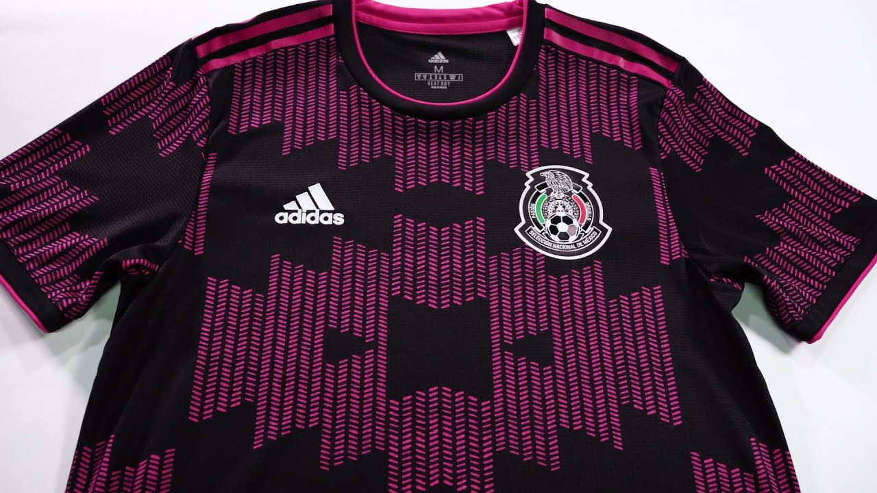Unboxing the Mexico 2021 Home Jersey