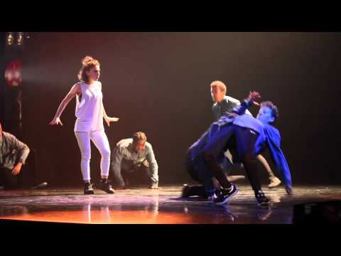 ZooNation Youth Company  | Livevibe Generations | Sadlers Wells Peacock Theatre | Feb 2016