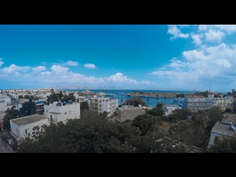 Kos, Greece - Time lapse
