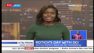 CS Henry Rotich grilled by detectives for more than 10 hours over the Kshs. 63 billion dam scandal