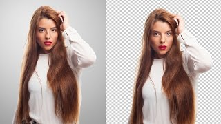 Video How to Remove Background in Photoshop CC [Easy Trick] download MP3, 3GP, MP4, WEBM, AVI, FLV Mei 2018