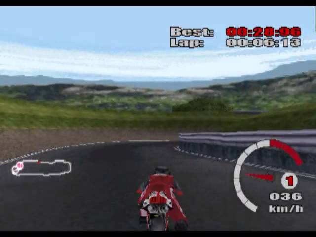 Ducati World - SuperBike 340km/h Gameplay