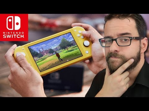 IS THE SWITCH LITE WORTH IT?