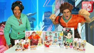 Wreck it Ralph Toy Challenge ! || Toy Review || Konas2002