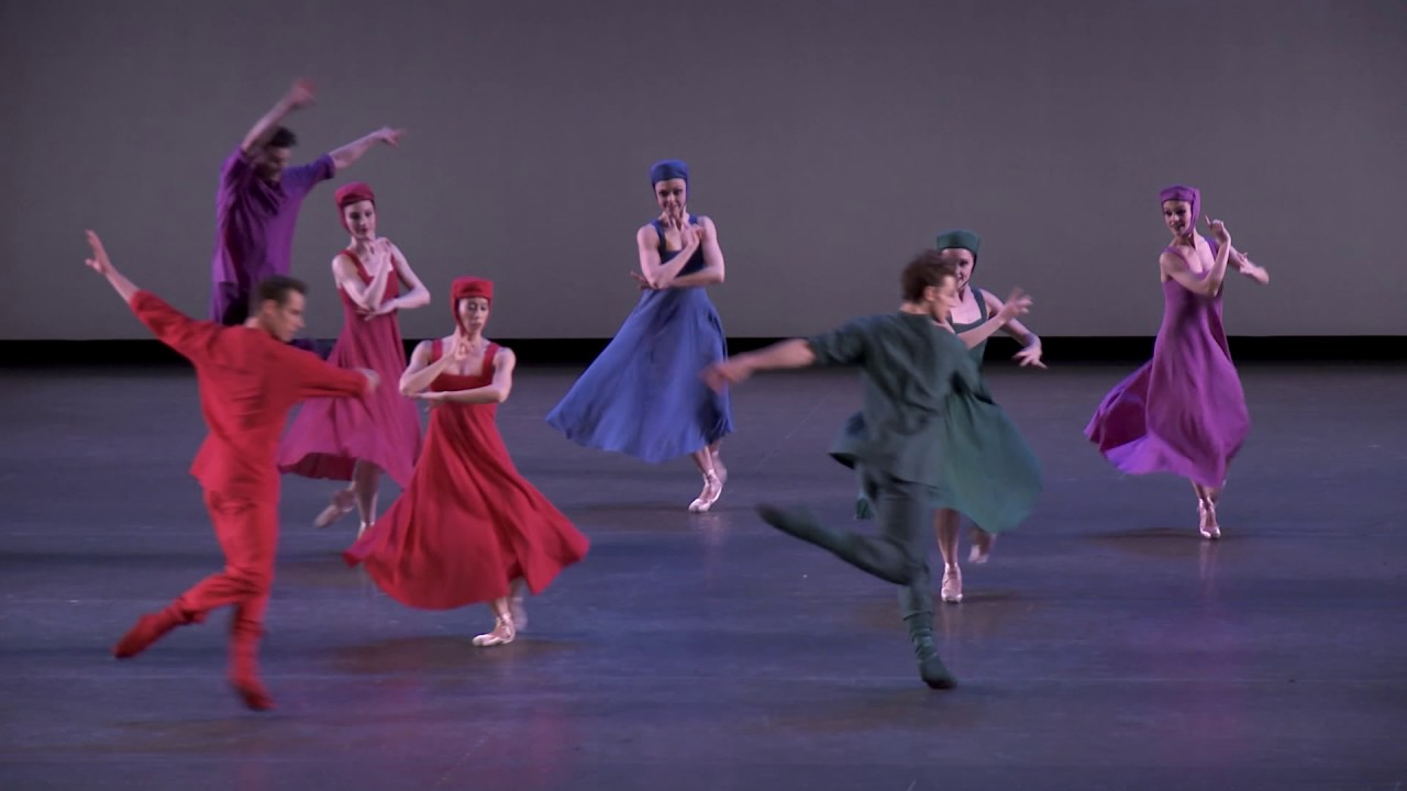 NYC Ballet's Rebecca Krohn on RUSSIAN SEASONS