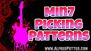 Min7 Picking Patterns