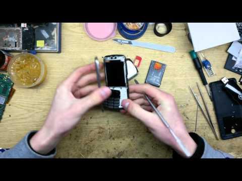 Разборка Nokia 6303 (Нокиа 6303)
