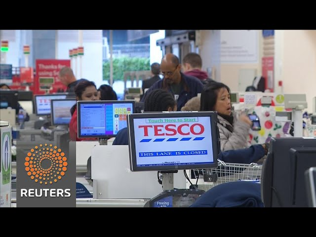 Tesco posts best UK sales growth since 2010