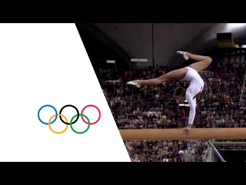 Thumbnail: Incredible Performance From Olga Korbut 'Darling Of Munich' - Munich 1972 Olympics