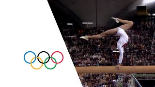 Incredible Performance From Olga Korbut 'darling Of Munich' - Munich 1972 Olympics