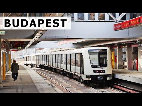 Automatic Budapest Metro / Automatyczne Metro w Budapeszcie