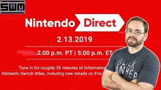 Nintendo Direct Live! Spawn Wave