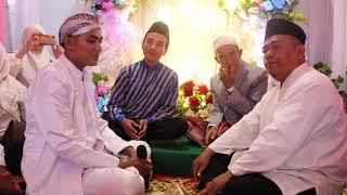 Prosesi Ijab Qobul Pernikahan Ummi & Sukardi