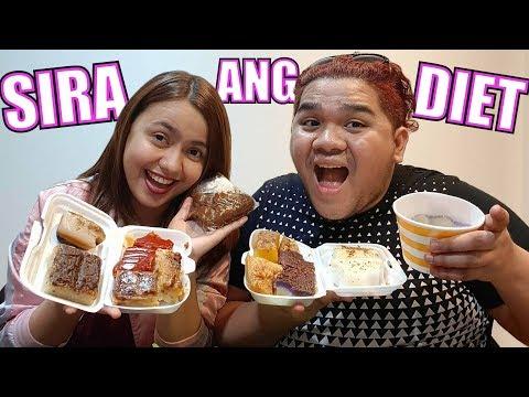 PINOY KAKANIN HAUL (Biko, Cassave Cake, Sapin Sapin etc.) with Gandang Kara   LC Live #9