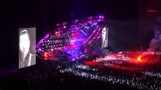 Агата Кристи - Гетеросексуалист (Ностальгический концерт в Олимпийском 27.02.2015)