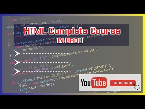HTML5 Video Series Lec 12   Table Tag In HTML5   Add Power Or Base On Webpage   Sup And Sub Tag