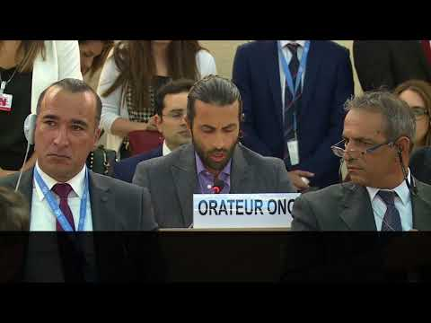 Shocked U.N. Delegates as PLO Abuses Exposed by Palestinian