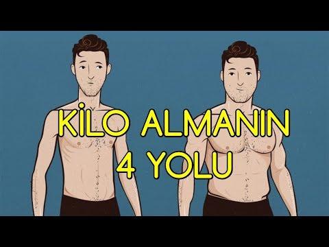 Sağlıklı Biçimde Kilo Almanın 4 Yolu