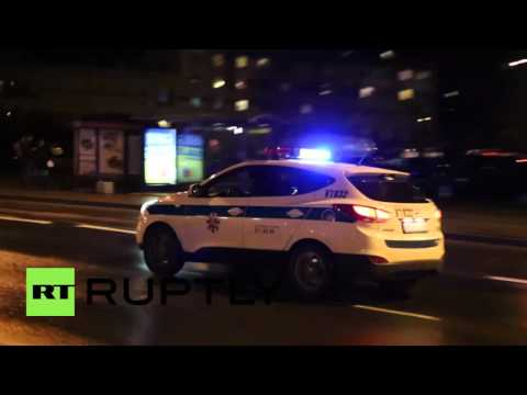 Lithuania: Police scramble after reports of armed man on the loose in Vilnius
