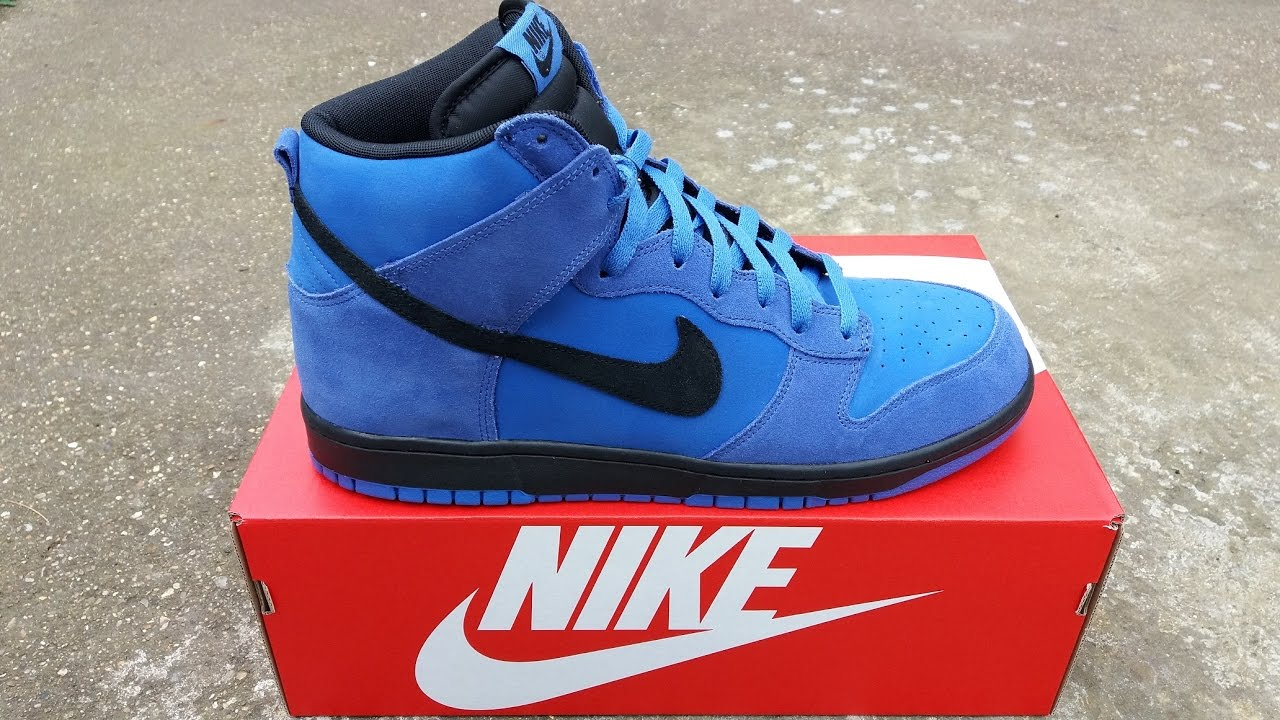 buy popular bb695 1bead ... switzerland nike dunk high unboxed and on feet 0c074 a1cc9