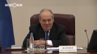 Минтимеру Шаймиеву исполнилось 80 лет