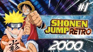 JUMP RÉTRO #01 - ANNÉE 2000 : ONE PIECE VS NARUTO, LA NAISSANCE D'UNE RIVALITÉ DE LÉGENDE !