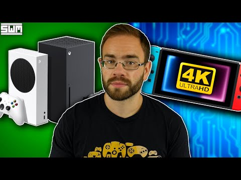 Xbox Series S/X Impressive Reveal & Another 4K Nintendo Switch Report Hits The Internet | News Wave