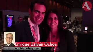 La fusión de Banco Interacciones con Banorte y los herederos de Carlos Hank: Galván Ochoa